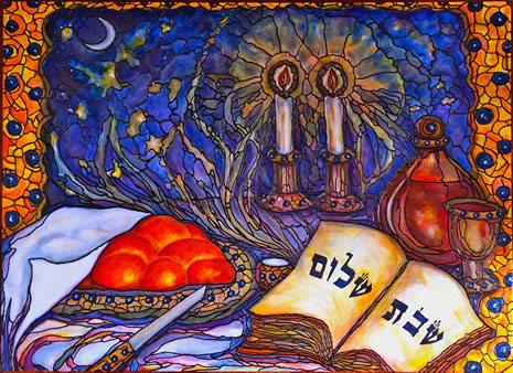 Shabbat: Ancient Secrets of Renewal and Rest – with Rabbi Laura Duhan-Kaplan and Charles Kaplan