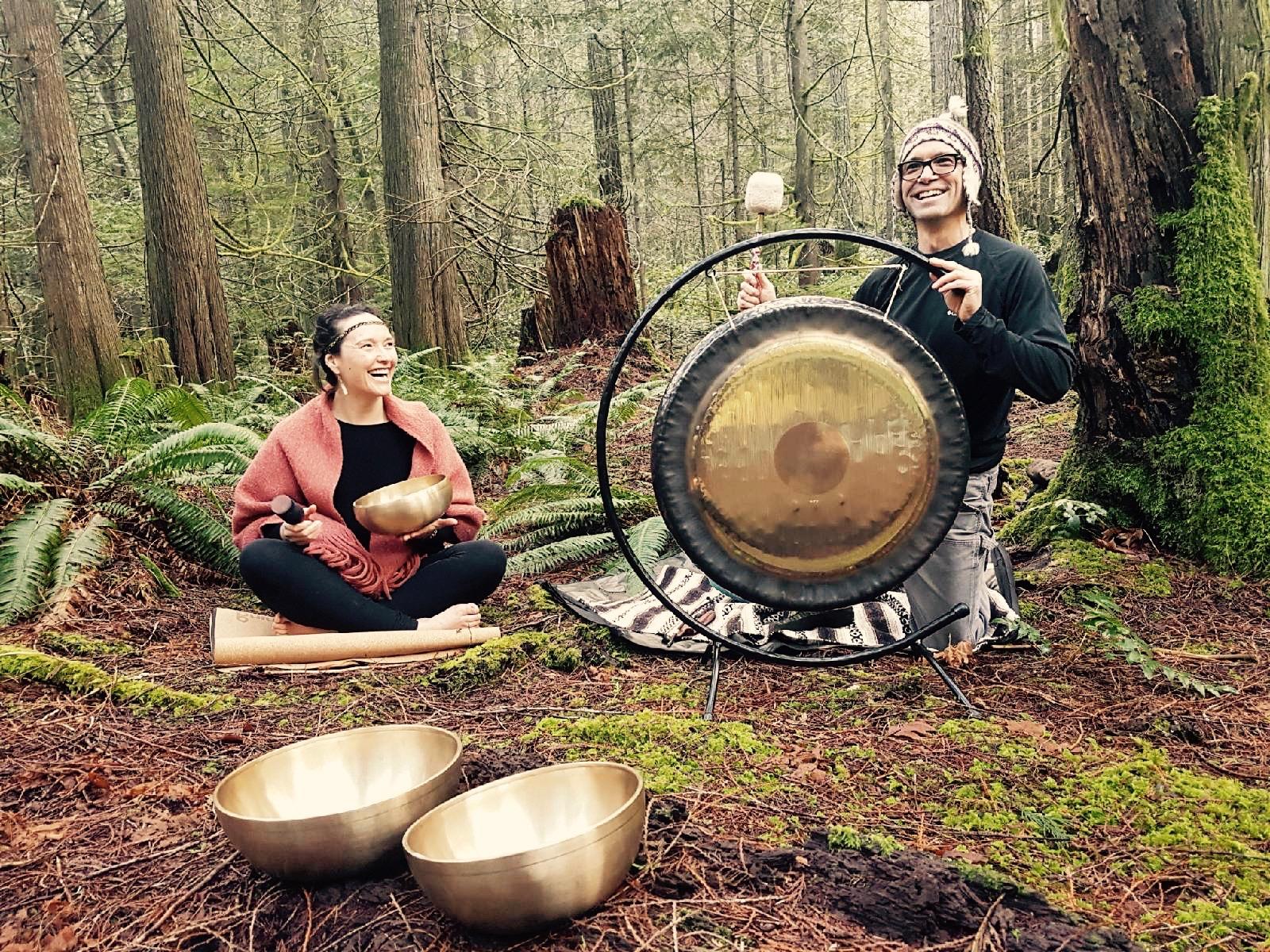 Sacred Sound: Yin Yoga and Tibetan Singing Bowl Fusion