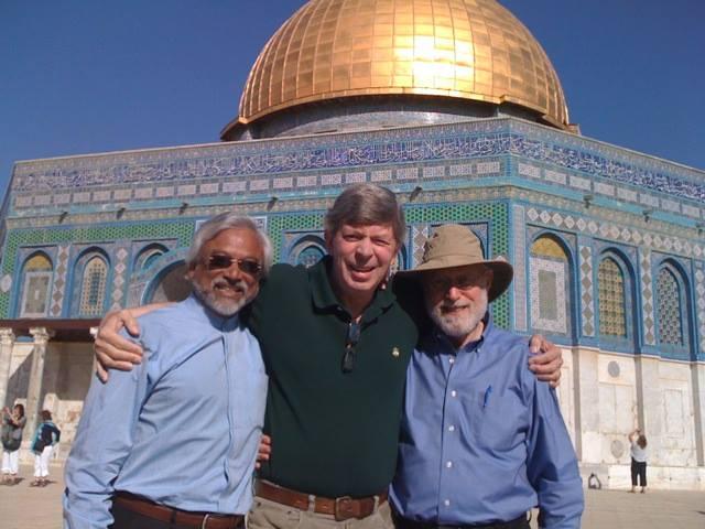 The Interfaith Amigos – A Unique Blend of Spiritual Wisdom & Humour – Live at Bethlehem!