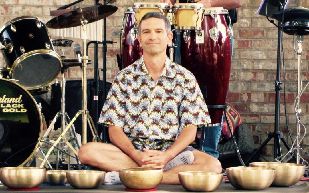 SOLD OUT Tibetan Singing Bowl and Gong Meditation