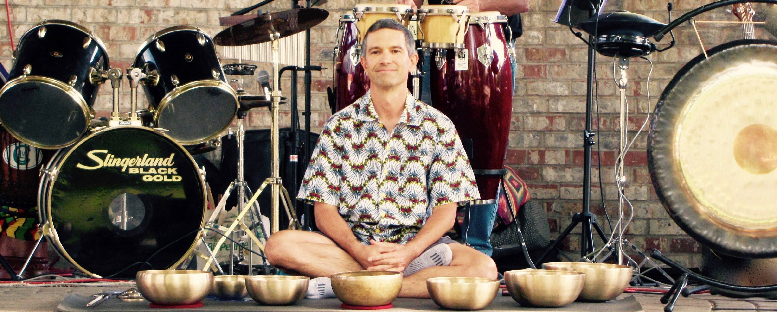 Tibetan Singing Bowl and Gong Meditation Feb 20
