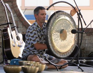 Tibetan Singing Bowl and Gong Meditation – March 14 is FULL