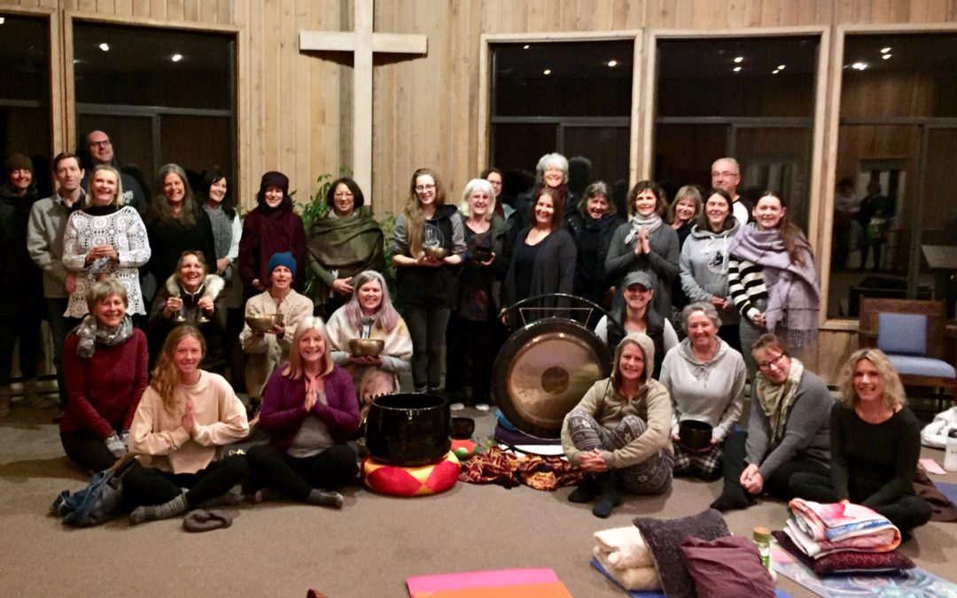 Tibetan Singing Bowl and Gong Meditation