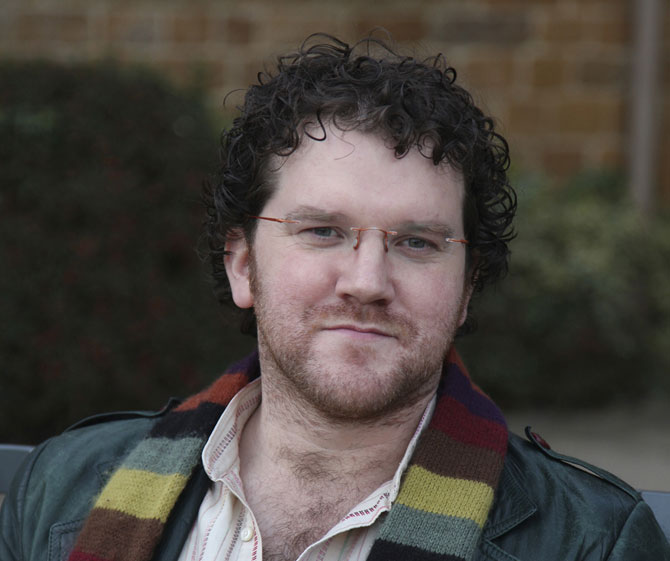 Thursday Talk: Poetry to Save Your Life   Pádraig Ó Tuama - Poet   Theologian   Activist